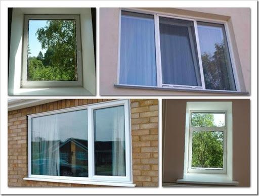 Okna plastikovyye dlya doma